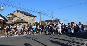 第60回小名浜地区一周駅伝競走記念大会を開催します。