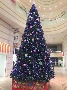ラトブのクリスマスツリー